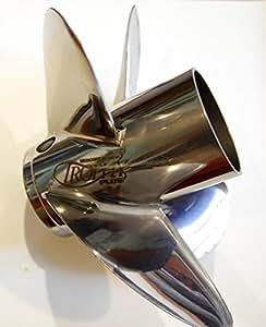 mercury trophy plus prop review