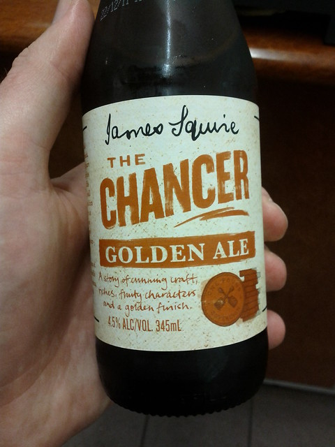 james squire golden ale review