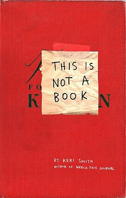 this is not a book keri smith review