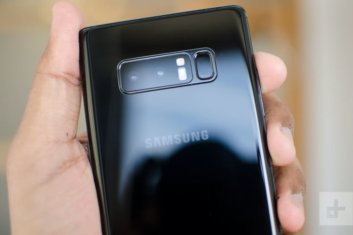 reviews on the samsung galaxy note 8