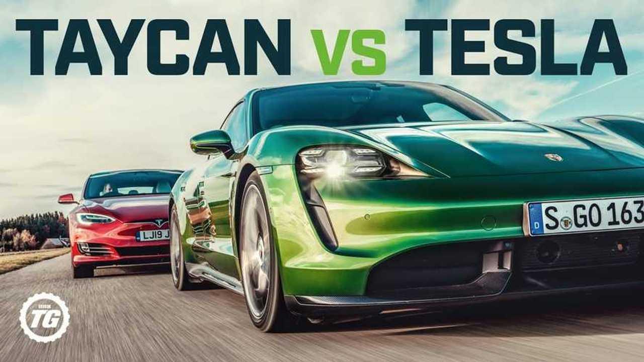 tesla model s top gear review