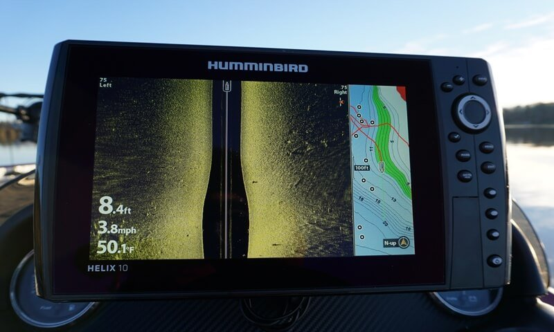 humminbird helix 9 si mega reviews