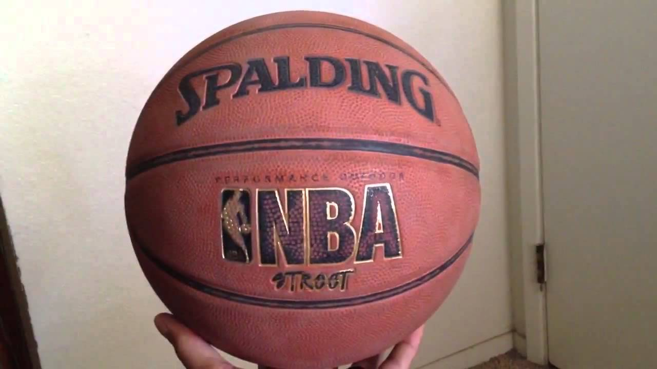 spalding nba street basketball review