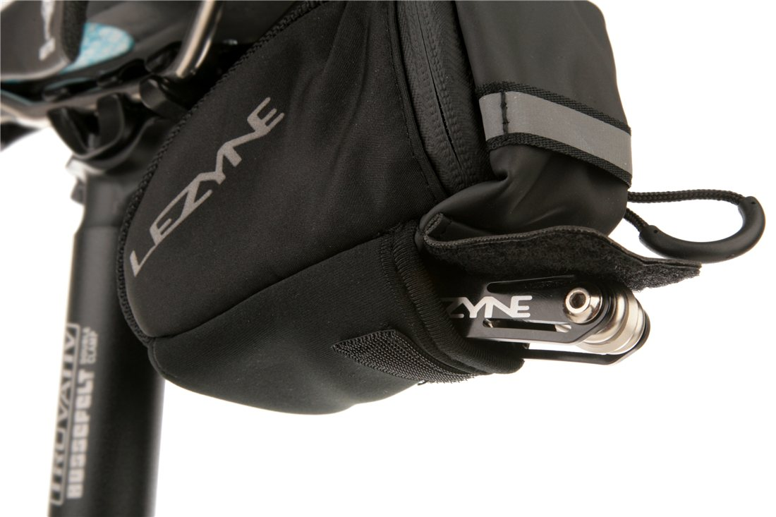 lezyne micro caddy medium saddle bag review