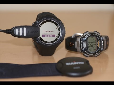 suunto ambit2 gps watch review
