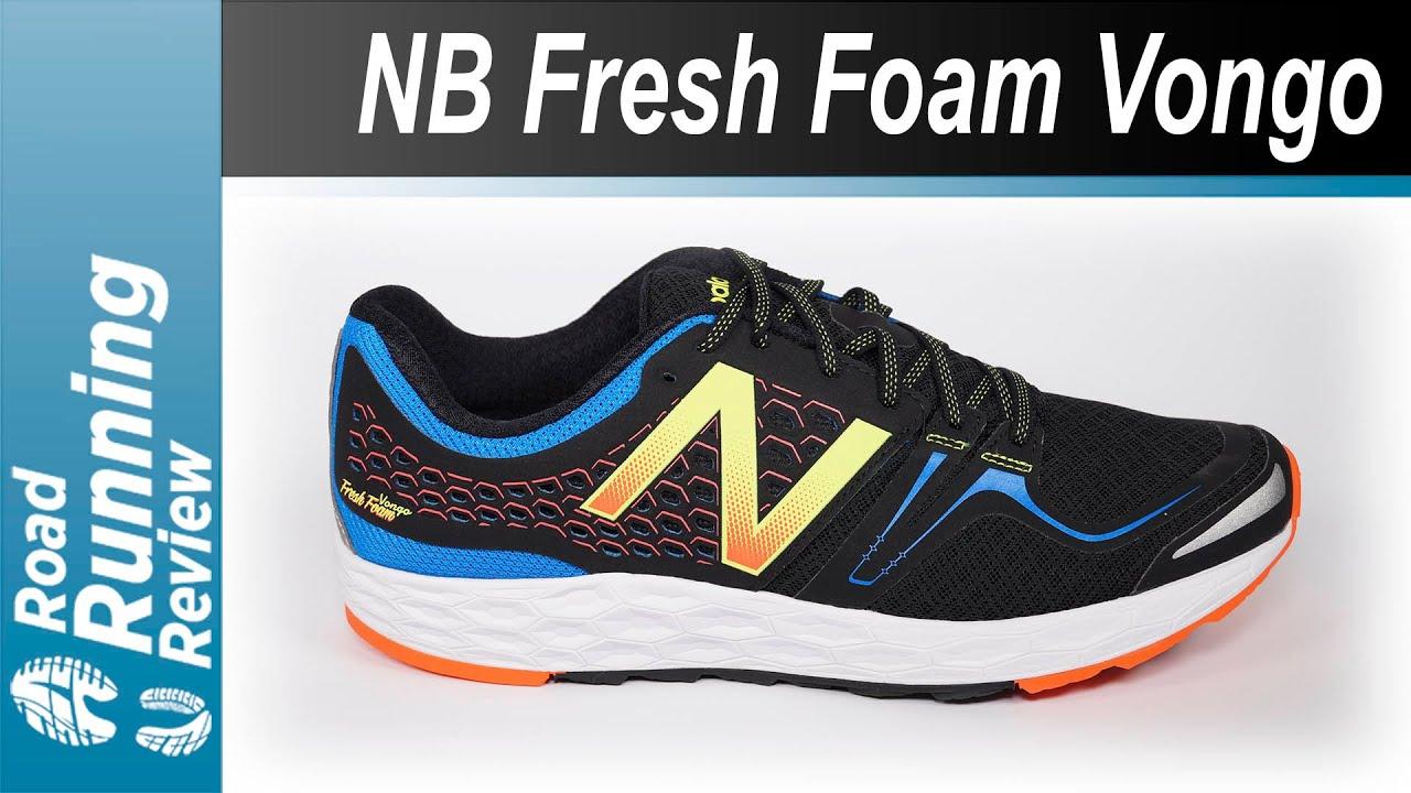 nb fresh foam vongo review
