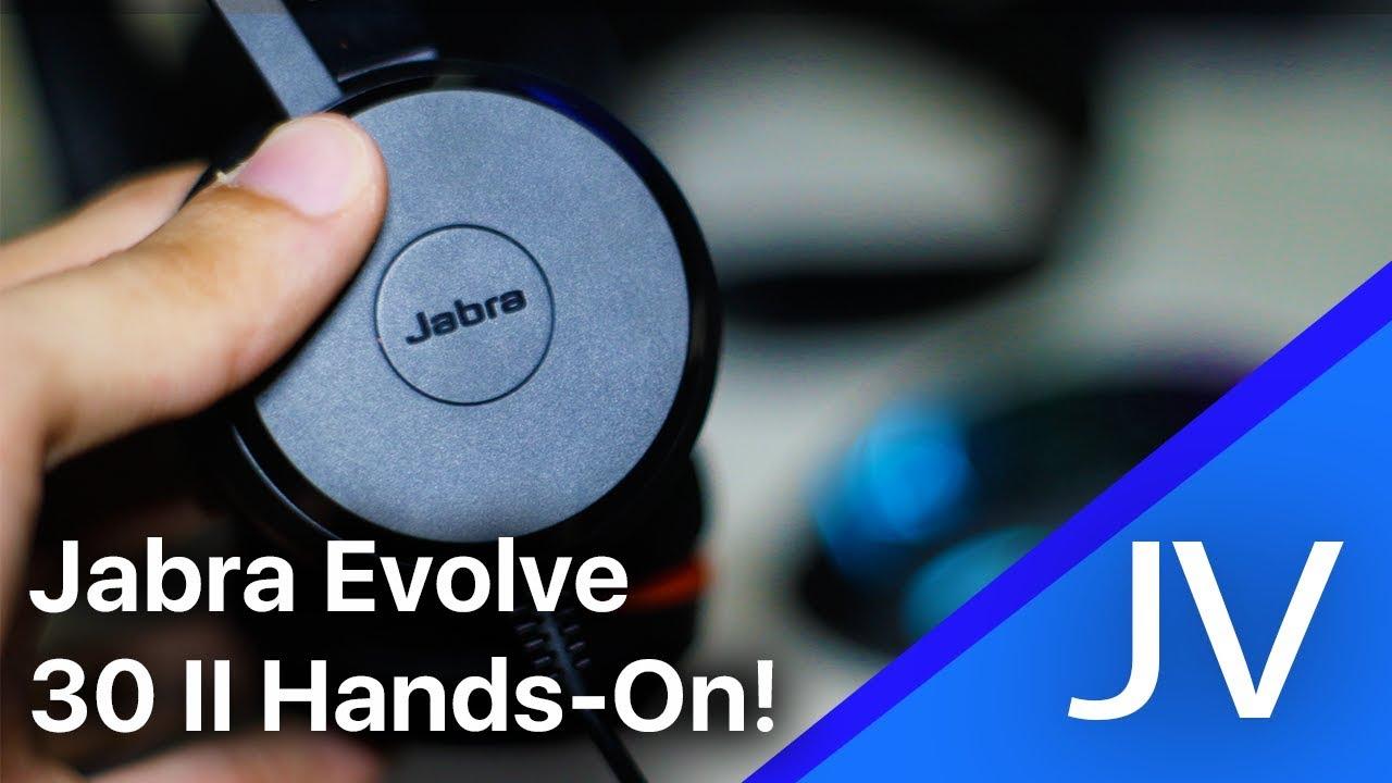 jabra evolve 30 ii review