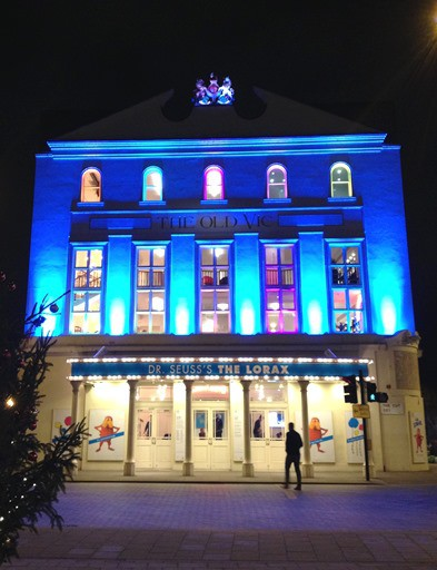 the lorax review old vic