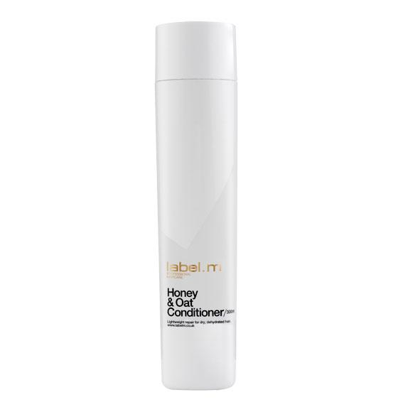 label m honey & oat shampoo review