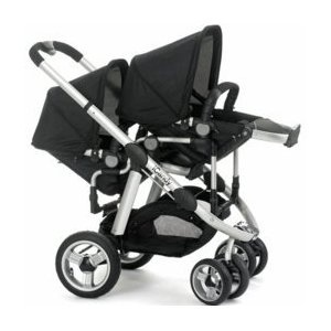 icandy pear double stroller reviews