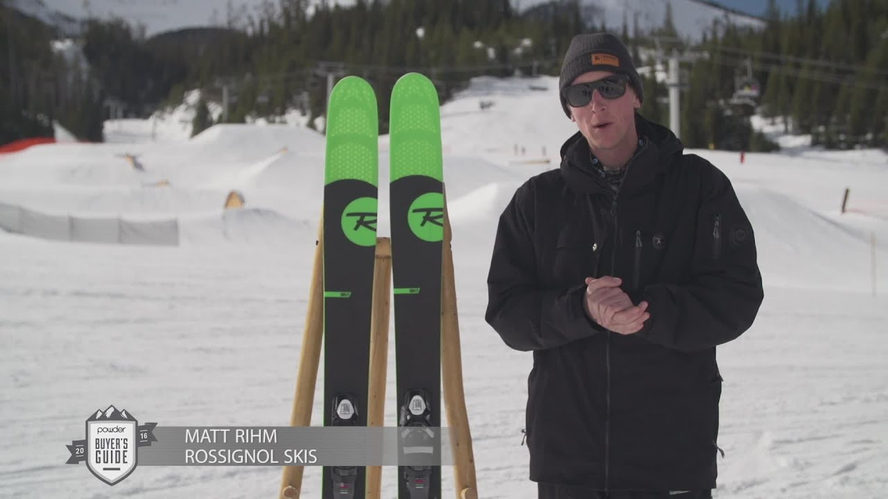 rossignol sin 7 review 2016
