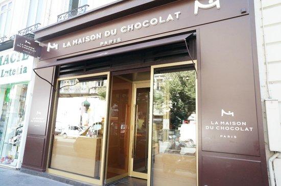la maison du chocolat review