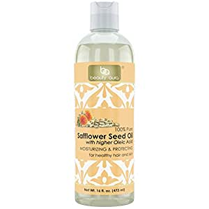 safflower oil for skin reviews