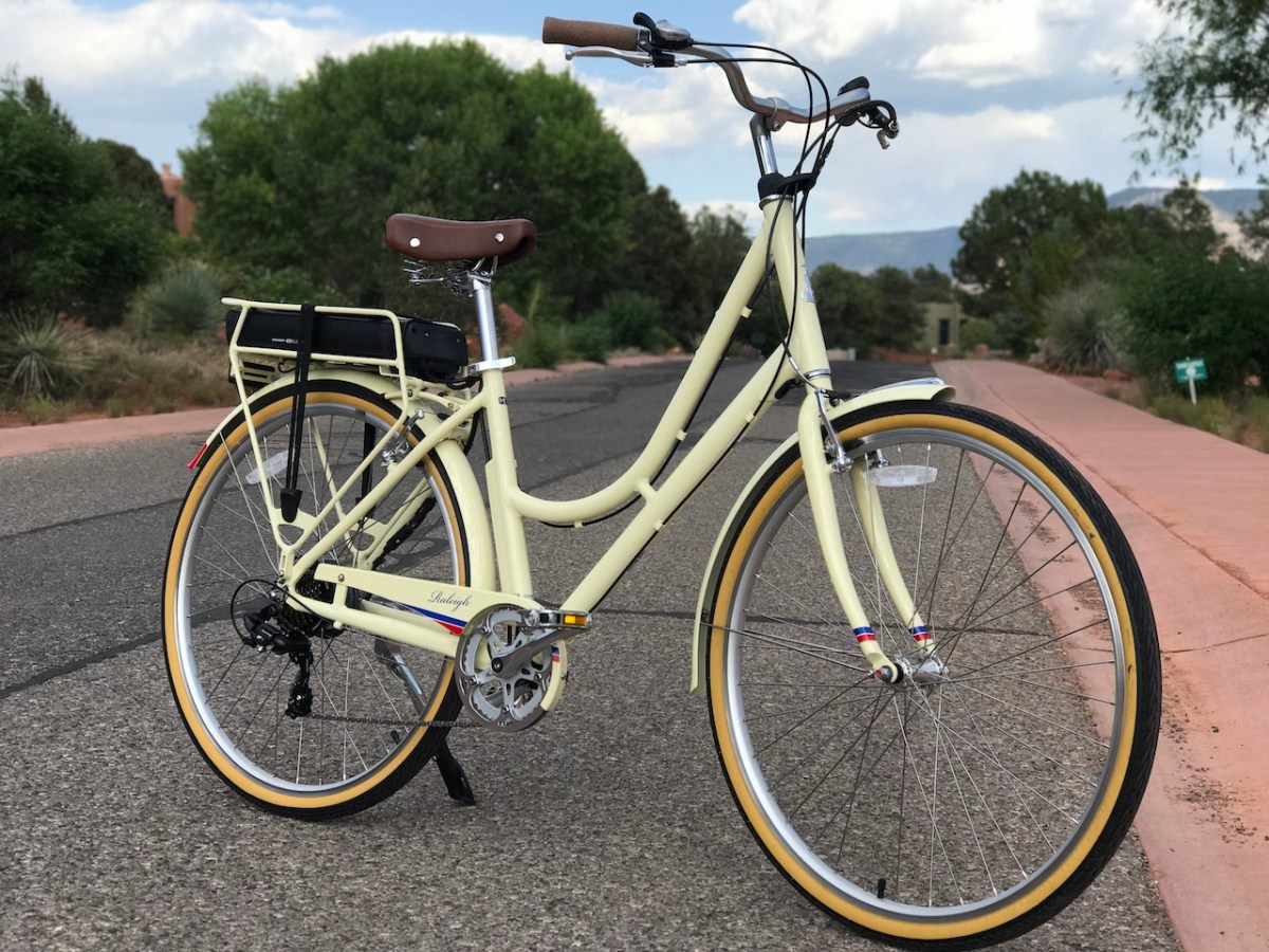 leed electric bike kit review