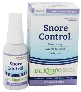 king bio snore control reviews