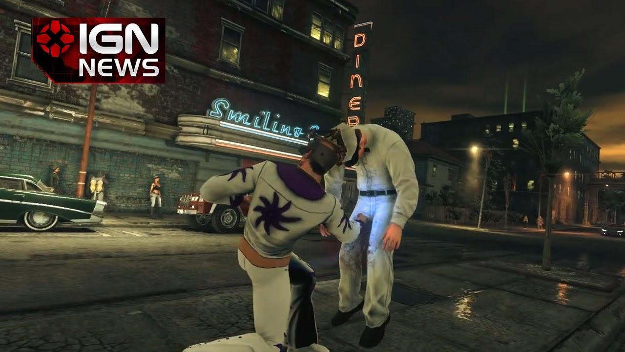saints row 3 ign review