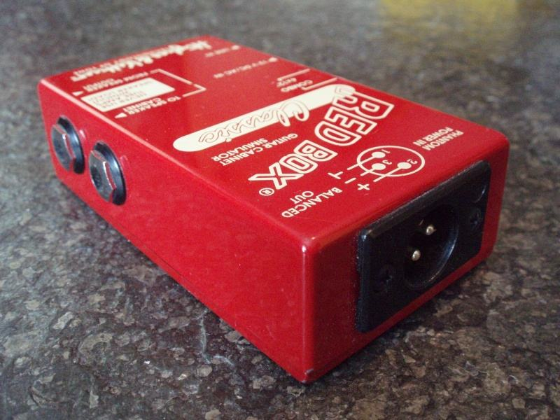 hughes and kettner red box classic review