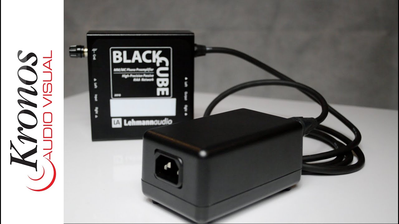 lehmann black cube linear review