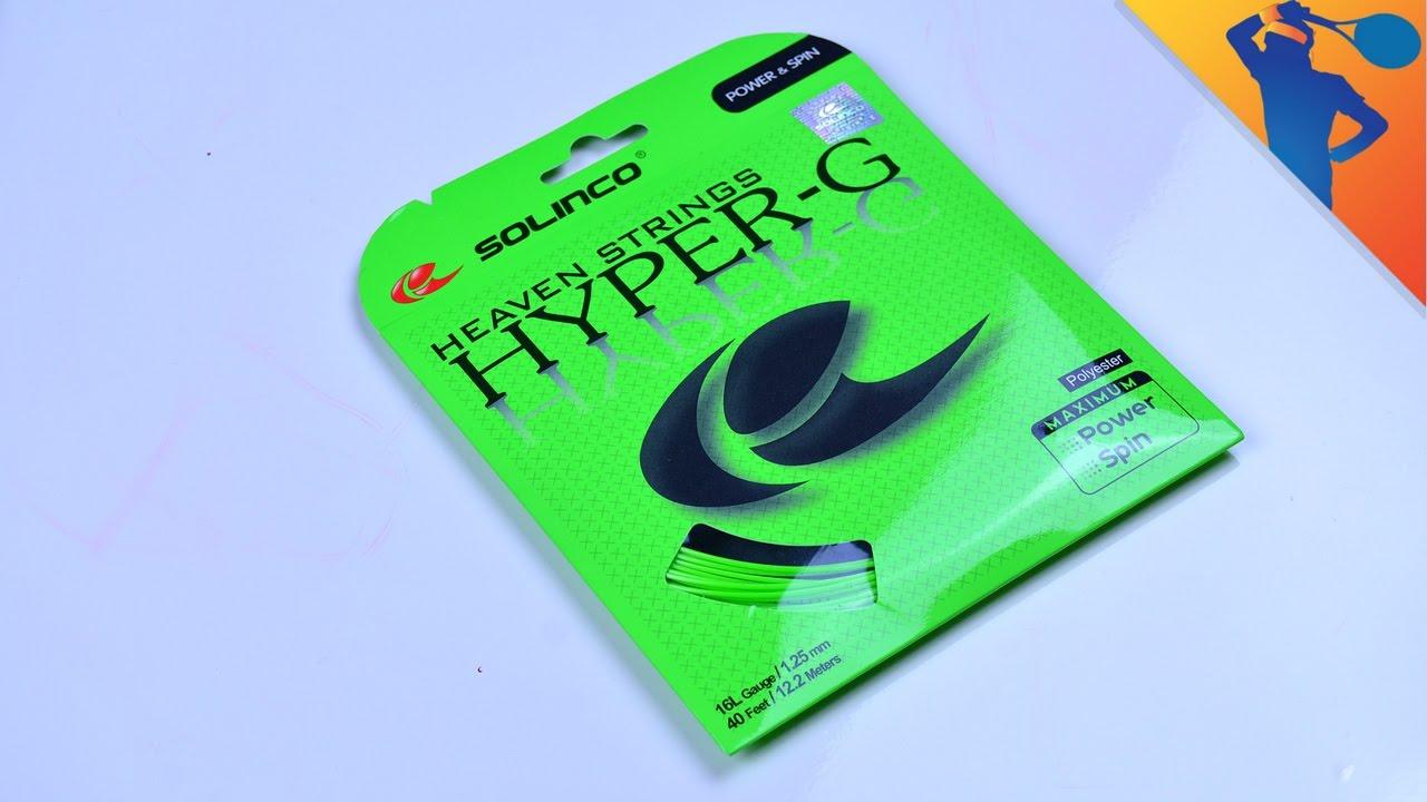 solinco hyper g 17 review