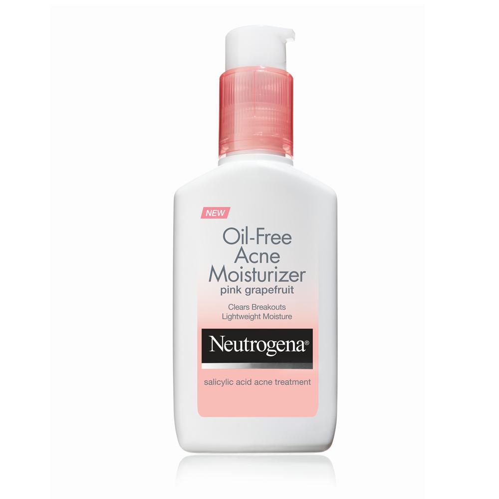 neutrogena pink grapefruit moisturizer review