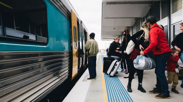 sydney to canberra train review