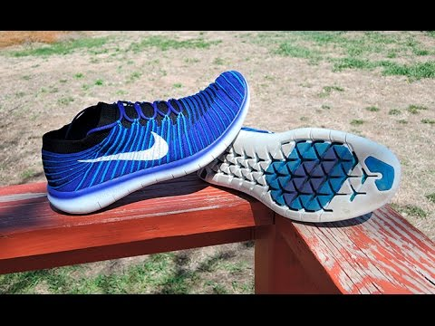 nike free rn flyknit 2016 review