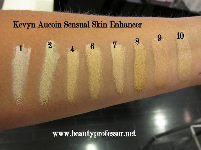 kevyn aucoin sensual skin enhancer review