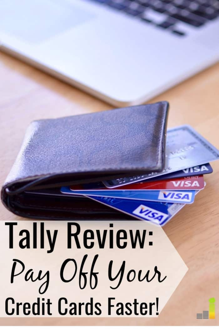 tally credit card app reviews