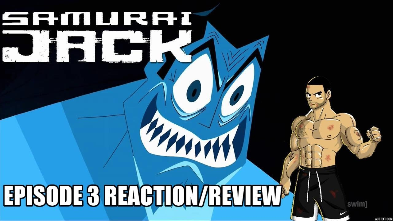 samurai jack season 5 episode 7 review