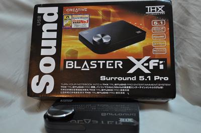sound blaster x fi surround 5.1 pro review