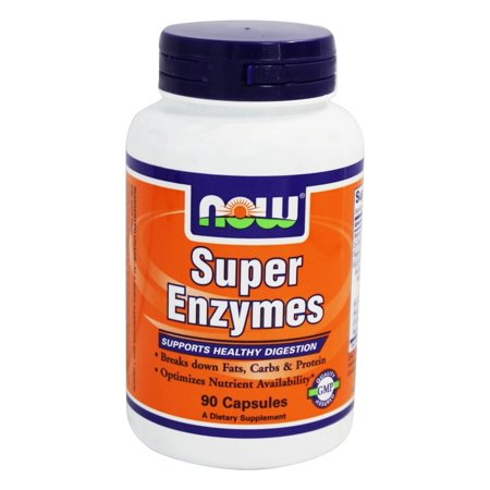 now foods super enzymes review