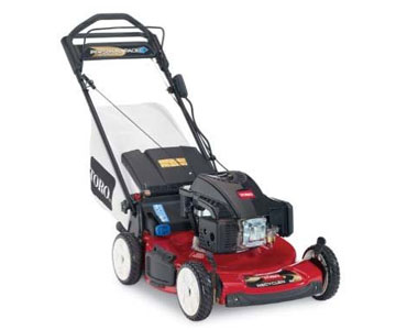 toro electric start lawn mower reviews