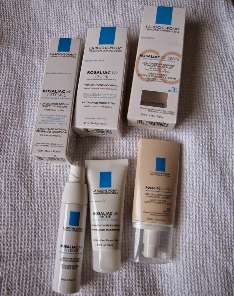 la roche posay rosaliac cream review