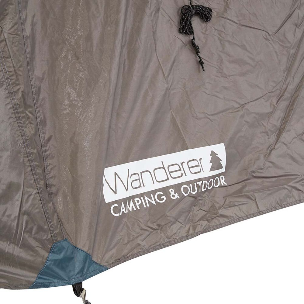 wanderer magnitude 4v plus dome tent review