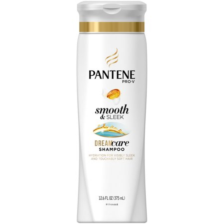 pantene smooth and sleek shampoo and conditioner review