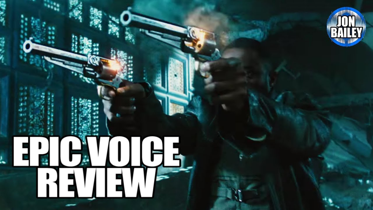 the dark tower review movie