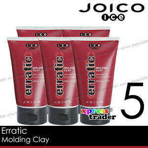 joico ice erratic hair molding clay review