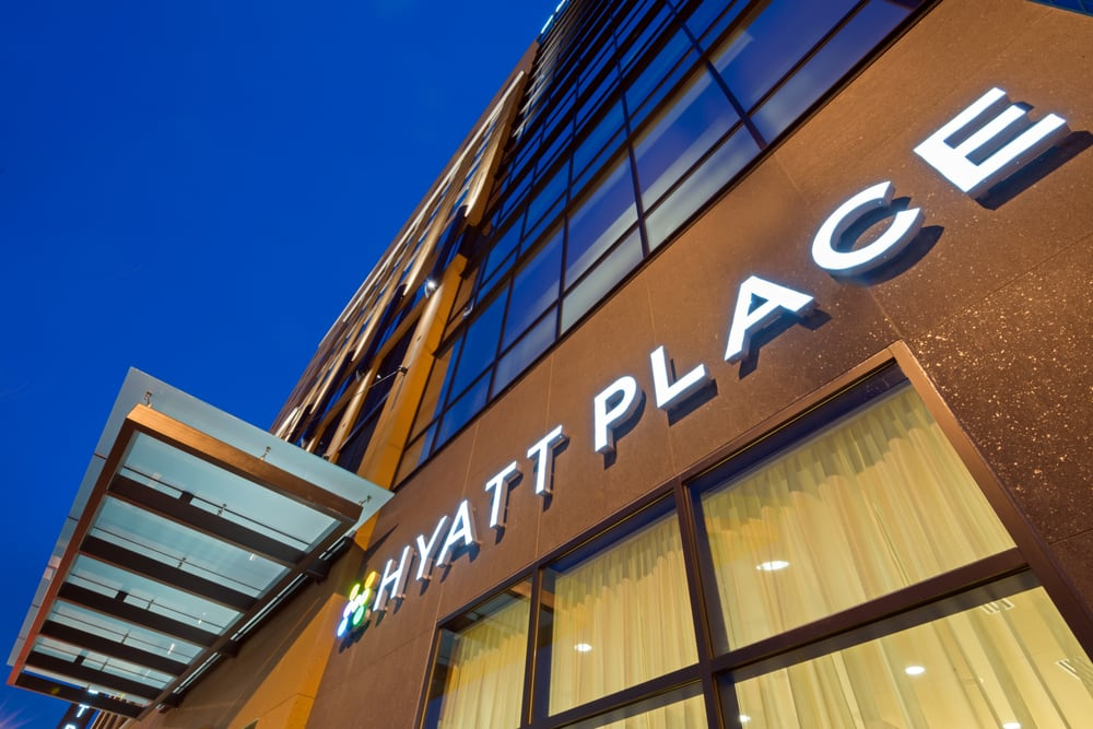 hyatt place nashville downtown reviews