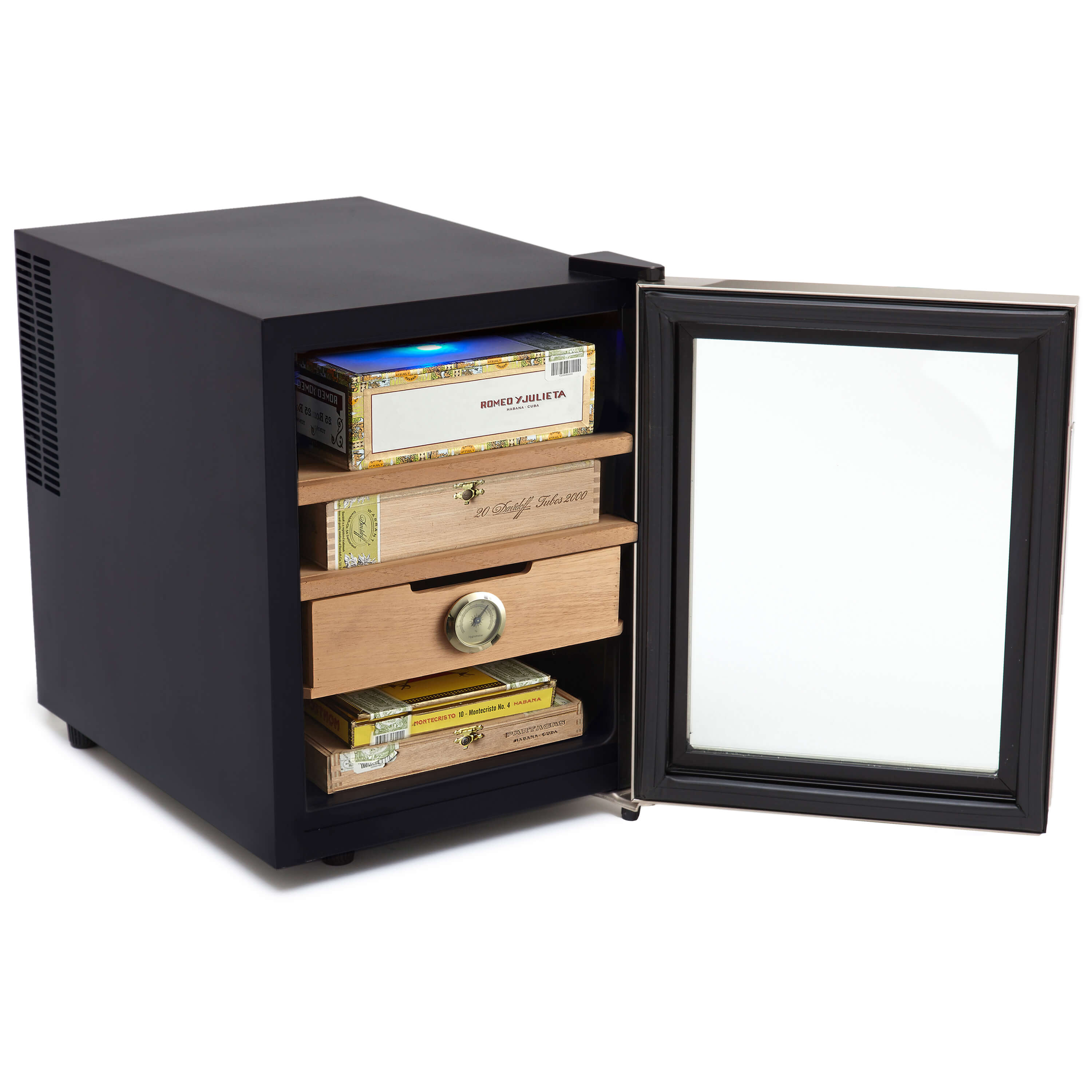 whynter cigar cooler humidor review