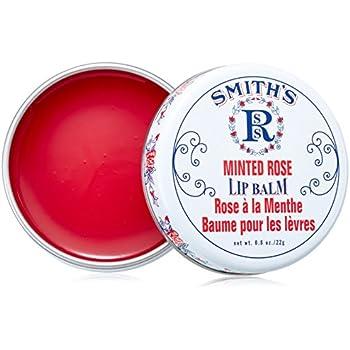 rosebud minted rose lip balm review