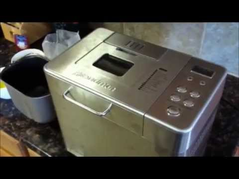imk professional bread maker review