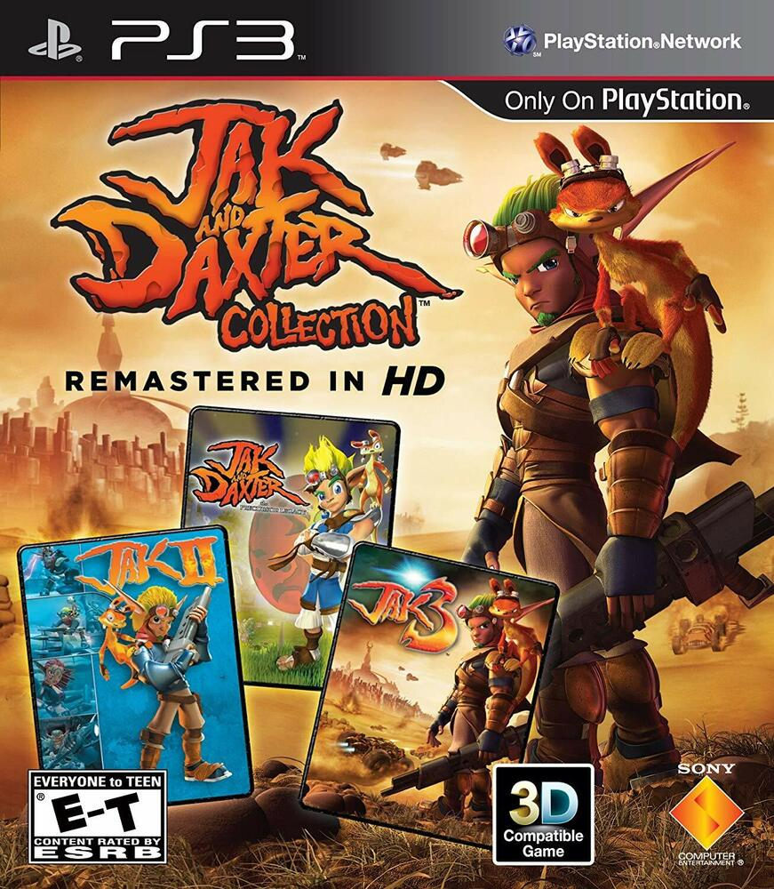 jak and daxter collection ps3 review