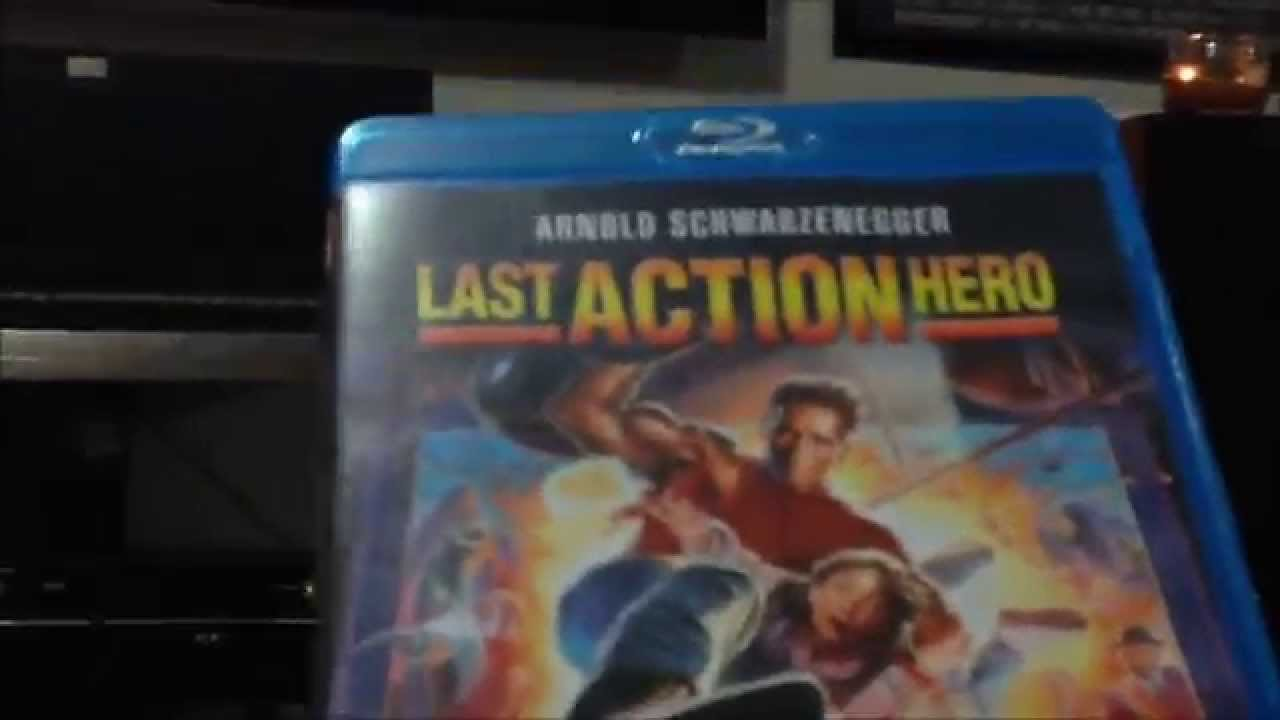 last action hero blu ray review
