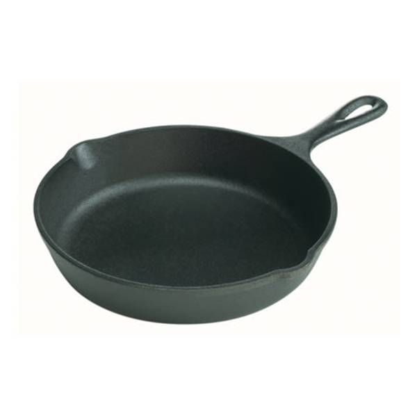 lodge logic cast iron skillet review