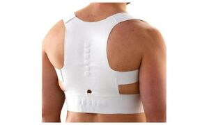 magnetic posture support brace review