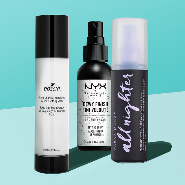 makeup forever mist & fix setting spray review