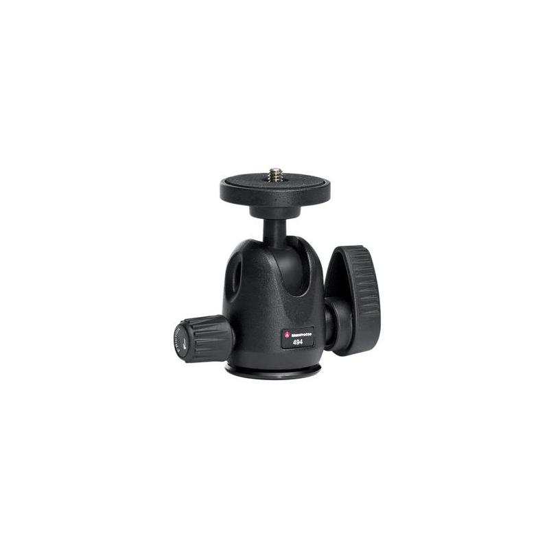 manfrotto 494 ball head review