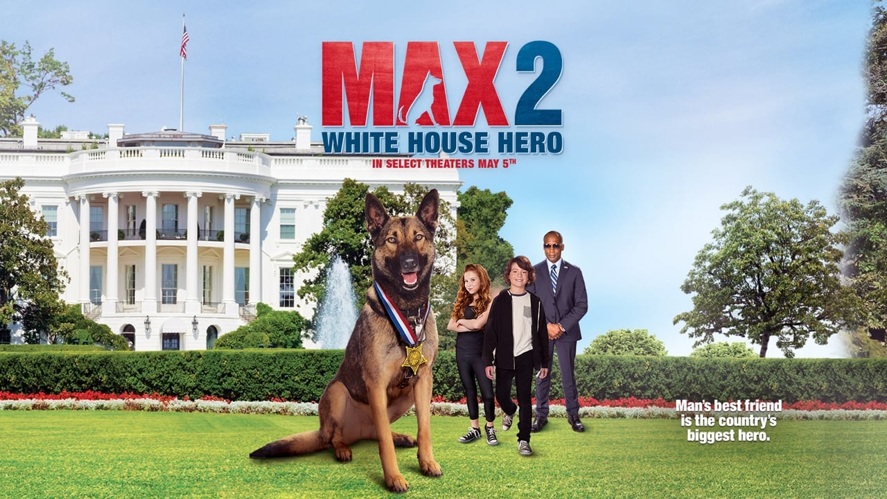 max 2 white house hero review