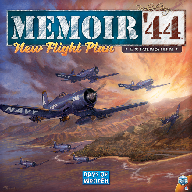 memoir 44 air pack review