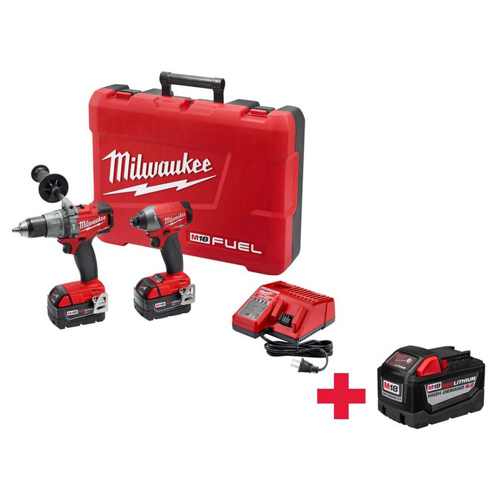 milwaukee m18 fuel drill review